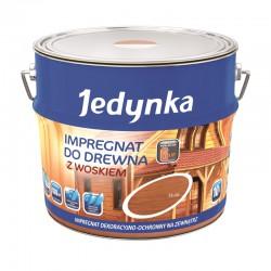 Puszka 5-litrowa z Jedynka Impregnat do drewna z woskiem