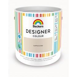 Opakowanie 2,5 litra z farbą Beckers Designer Colour