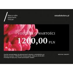 Voucher Promocyjny 1200