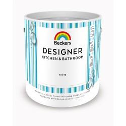 Opakowanie 5 litrów z farbą Beckers Designer Kitchen & Bathroom