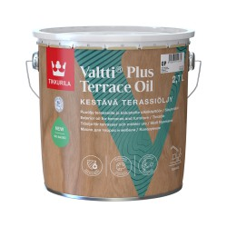 Tikkurila Valtti Plus Terrace Oil (2,7 litra)