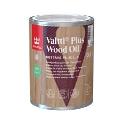 Puszka 0,9 litra z olejem do drewna Tikkurila VALTTI Wood Oil Akva