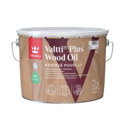 Puszka 9 litrów z olejem Tikkurila VALTTI Wood Oil Akva