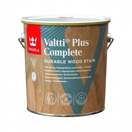 Tikkurila Valtti Plus Complete (2,7 litra)