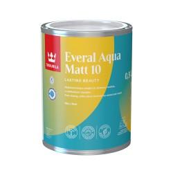 Puszka z emalią Tikkurila Everal Aqua Matt (0,9 litra)