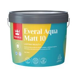 Puszka z emalią Tikkurila Everal Aqua Matt (2,7 litra)