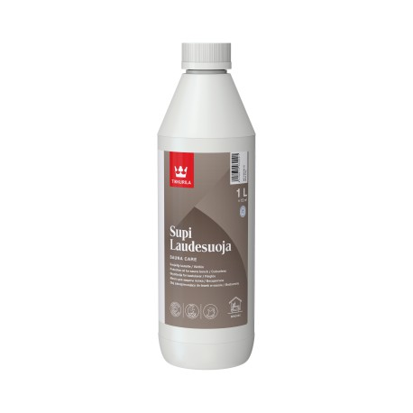 Opakowanie z olejem Tikkurila Supi Bench Protection