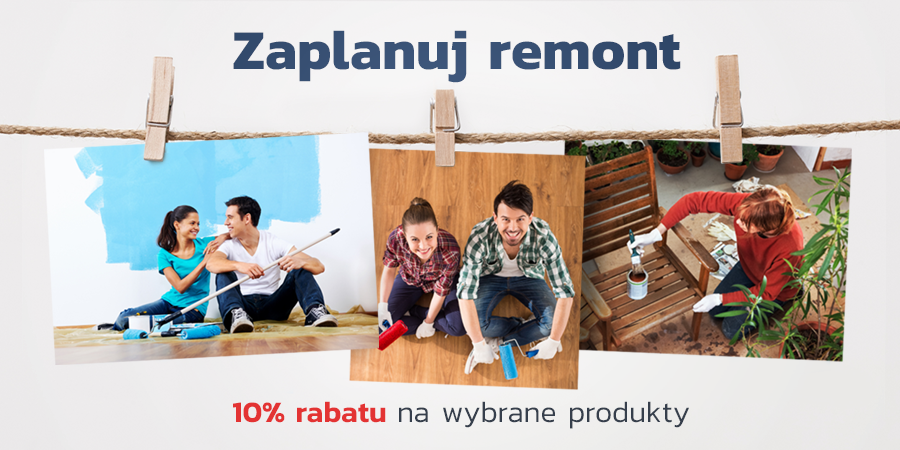 Zaplanuj remont