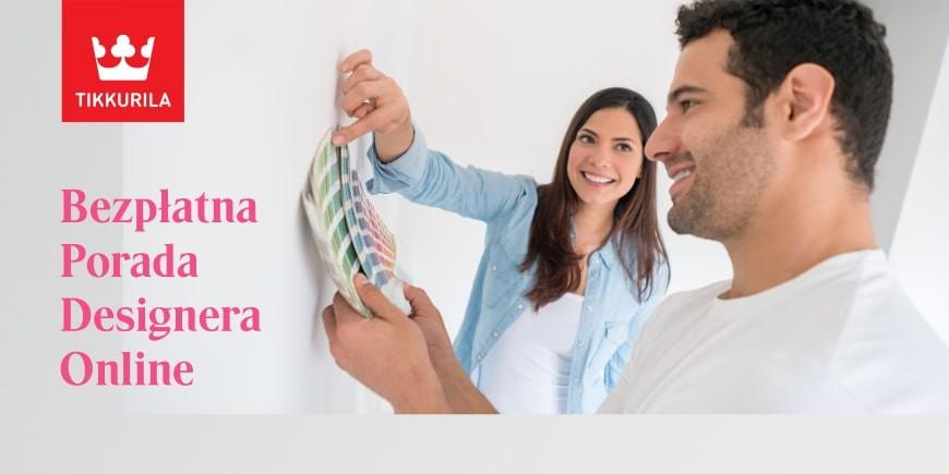 E-PORADA DESIGNERA Z TIKKURILA
